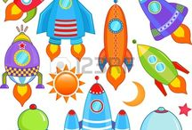 Cohetes niños