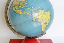 Globe - Wereldbol