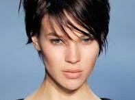Short-cut Hairstyle