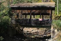 Covered bridges Massachusetts