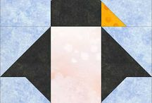 vzory patchwork