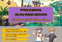 POKEMON MAGAZINE / Pins here are related to the Pokémon E-Magazine by The Johto Press Blog