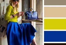 Farge цвета colors