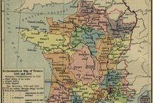 carte  geografiche  mappe