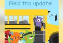 Class Story Cards  / Images perfect for sharing to your ClassDojo Class or School Story!