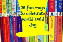 Roald Dahl / All things Roald Dahl