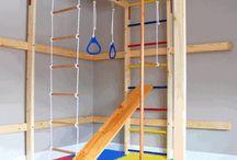 Toddler Sport room