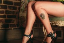 Tattoos / Boudoir photos with photos of tattoos All photos in this board are photographed and copyrighted by ©mellBella Boudoir and PinUp Photography