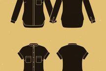 Couture - Patrons hauts femme