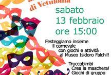 EVENTI 2016 / eventi e iniziative del museo nel corso dell'anno