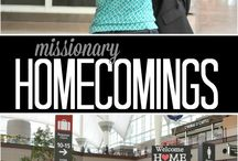 Missionary homecoming