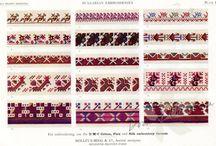 Bulgarian patterns