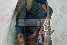 shrouded armour