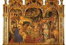 4 gotische kunst / Kunstgeschiedenis