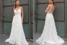 Robes pour mariage dames / Idées mariages pour le grand jour: gâteaux, robes et autres