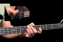 Bass Guitar Lessons Learning