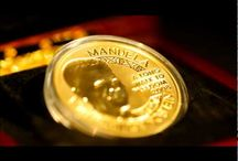 Gold Coins & Medallions