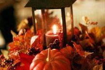 Autumn Weddings / Ideas for an Autumn wedding.