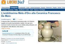 """Premio Bellisario 2017 a Patrizia Famiglietti / Una manager della Ceramica tra le 10 """"Donne ad alta quota"""""""