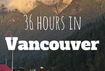Travel / Vancouver, Canada