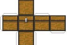 MInecraft printable blocks