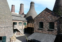 The Potteries / A lovely (if somewhat neglected) part of Britain with a fantastic industrial heritage and great people (and oatcakes).