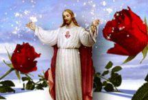 Jesús y Maria