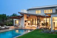 красивые доме