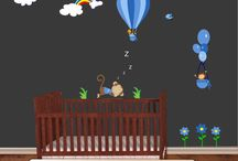 Balloons Wall Decals