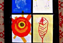 calendar ideas for kids to make
