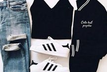 back to school outfits <3