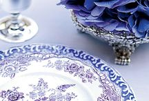 Blue and White Passion / by Linda Mamone