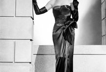 Gilda Glam / Rita Hayworth fashions starring as femme fatale in 'Gilda' 1946