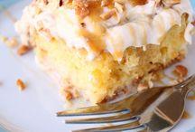 * Poke Cakes *
