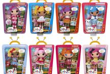 Lalaloopsy Original 8 Dolls / In celebration of the re-release of the Original 8 Lalaloopsy dolls, happening later this summer.