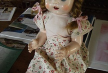 Dolls - Antique / by Tricia Roux