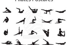 Pilates and Yoga / by Luigina Foggetti