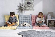Chambre enfant / coin lecture