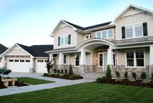 House Designs / by Erin Stowell