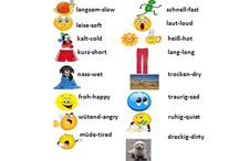 Educatie / Adjective in limba germana