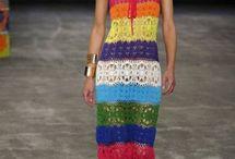 Crochet, Tejidos, bordados