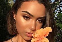 fashion show makeup looks