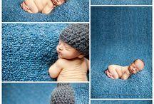 Newborn Poses / Newborn photo poses