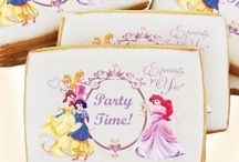 Disney Princess Birthday Party / by Chef Steve's 1-800-Bakery