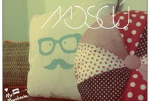 MY PILLOWS <3  / They are part of my creation! Do you like them?