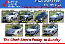 Weekend Savings / 72 Hour Sale