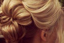 Bröllop - håret