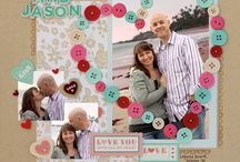 Scrapbook Ideas / by Jessica Wilfong