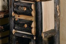 Rustic Furniture and Accessories / by Kim Jimmo