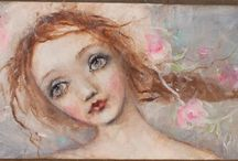 Hand-Made Art Dolls / by Beverly Owen